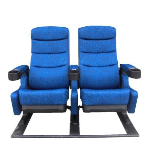 Cinema Chair China Auditorium Hall Seat Movie Theater Seating (SD22H) pictures & photos