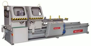 Double-Head Cutting Saw CNC for Aluminum Window pictures & photos