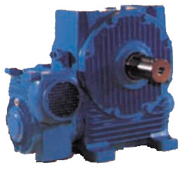 Cduw Cone Worm Gear Reducer with Two Stages pictures & photos