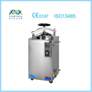 Vertical Autoclave Pressure Steam Autoclave (automatic 35/50/75/100L LS HD) pictures & photos