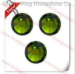 125 Olivine Hot Fix MC Stone