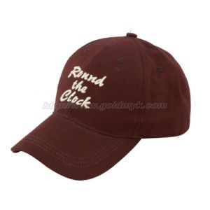 Promotional Blank Cap with Logo Custom (OKX04-0006) pictures & photos