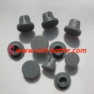 20mm Various Types Glass Serum Vial Stoppers (HVRS002) pictures & photos
