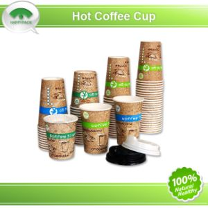 Hot Coffee Cup with Lid pictures & photos