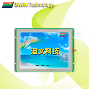 "High-Definition, Wide Viewing, 8.0"" Inches Uart TFT LCD Module / HMI with Optional Touch Panel, Dmt10768t080_01W"