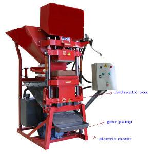 Sy1-10 Mini Hydraulic Interlocking Blocks Machinery pictures & photos