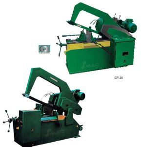 Horizontal Semiautomatic Hack Saw Machine (Gl71 Series) pictures & photos