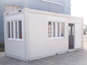 Container Site Office pictures & photos