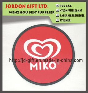 Promoitonial Gift Frisbee with Customized Printing pictures & photos