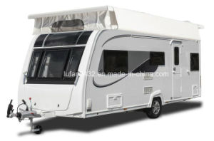 2017new Madel Hybrid Travel Trailer for Sale with 8 Persons (TC-022) pictures & photos