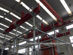 Ready Lock Scaffolding Slab Formwork Support Cuplock System pictures & photos