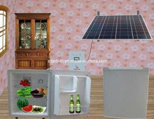 Solar Semi-Conductor Type Refrigerator (HT-BT65L)