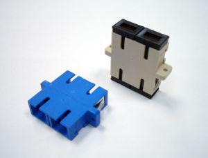 Duplex Fiber Adapter (SC)