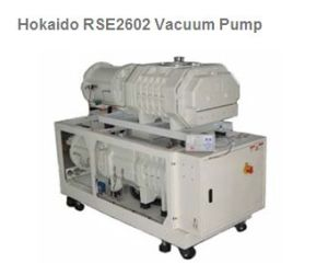 Mono-Crystal Furnace Used Hokaido Dry Screw Vacuum Pump (RSE2602)
