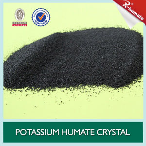 New Type Potassium Humate Shiny Crystal pictures & photos
