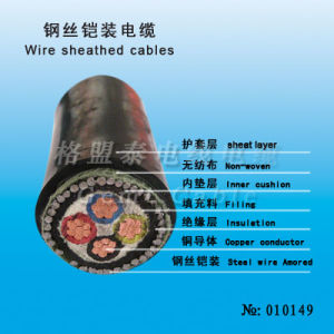 Flexible Insulation Wire Sheathed Cable pictures & photos
