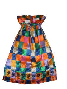 Lady′s Maxi Dress (7)
