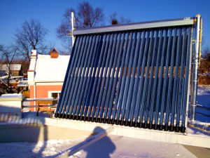 Solar Collector- Anti-Freeze -40. C pictures & photos