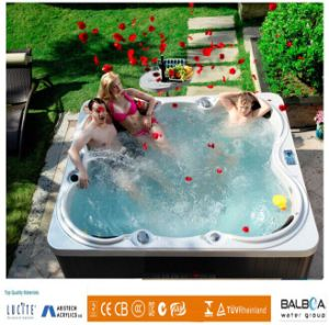 New Shining Arrival Jacuzzi Outdoor SPA Hot Tub (A521) pictures & photos