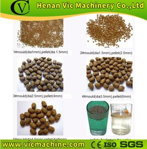 500-600kg/h floating fish feed pellet making machine pictures & photos