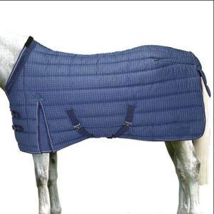 Blue Warm Winter Filling Indoor Horse Rugs