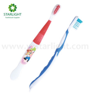 Hot Selling Kids Toothbrush (906) pictures & photos