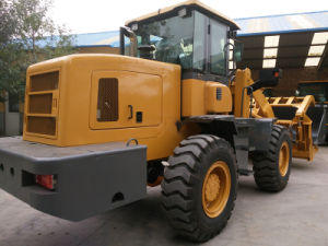 1.8m Front End Loader 3 Ton Rated Loading Wheel Loader Small Loader Zl936 pictures & photos