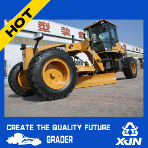 100HP Hydraulic Motor Grader Mini Grader Land Leveling Machine Py9100 pictures & photos
