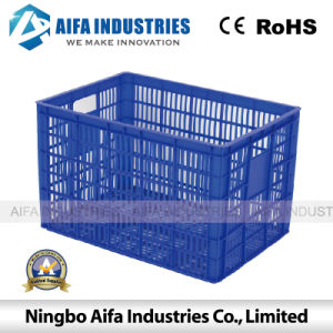 Plastic Turnover Basket Injection Molding Fo Fruit and Vegetable pictures & photos