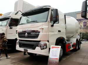 Sinotruk HOWO 6X4 10cbm 336HP Concrete Mixer pictures & photos