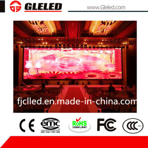 True Color! pH 4mm Full Color LED Screen Module of Inddor pictures & photos