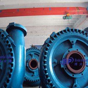 Dredger Gravel Slurry Pump pictures & photos