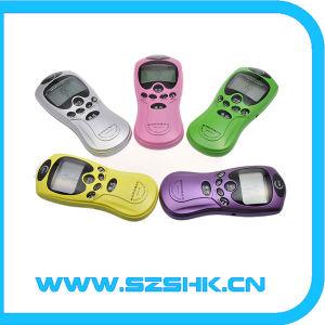 Mini Portable Electronic Pulse Massager Therapy Massager Tens Pulse Massager