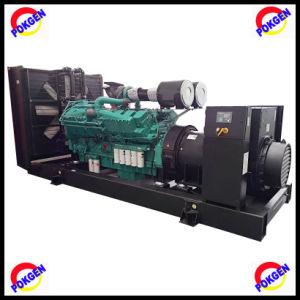 800kw/1000kVA Silent Diesel Generator Set Powered by Perkins Engine