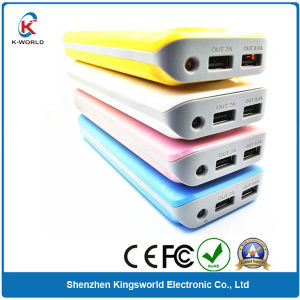 Professional Mobile Phone Charger 10000mAh Power Bank pictures & photos