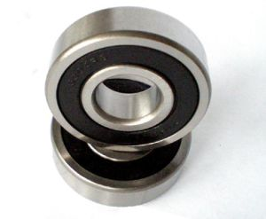 Sealed Deep Groove Ball Bearing (Z, ZZ, RS, 2RS, 2RZ) pictures & photos