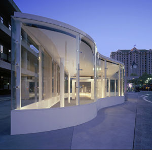 Bent Tempered Laminated Glass pictures & photos