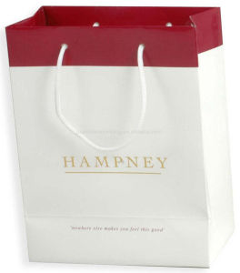 High Quality Unite Design Custom Paper Bag (YY--B0315) pictures & photos