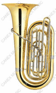 Piston Tuba 4 Keys (TU-45L) pictures & photos