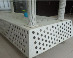 Round Hole Perforated Metal for Architectural pictures & photos