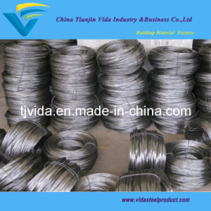 Black Anneaed Binding Steel Wire with Competitive Prices pictures & photos