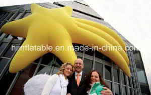 Beautiful Outdoor Inflatable Exhibitions /Inflatable Art Design/City Architecture/Inflatable Star pictures & photos