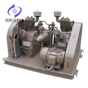 Brotie Totally Oil-Free Air Compressor Booster pictures & photos