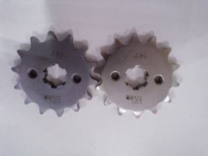 The Best Quality Motorcycle Sprocket pictures & photos