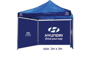 Aluminum Folding Hardware Advertising Customed Event Camping Gazebo Outdoor pictures & photos