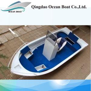Australia Design 5m Bowrider Aluminum Fishing Boat with Ce Certificate pictures & photos