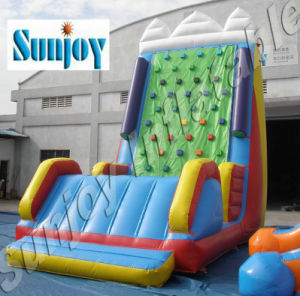 Inflatable Climbing Game, Climbing Mountain