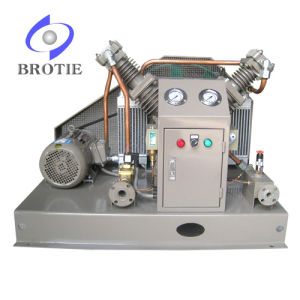 Brotie Totally Oil-Free Nitrogen N2 Compressor pictures & photos