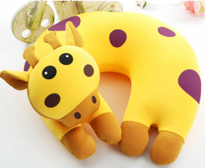 Animal U Shape Neck Pillow pictures & photos