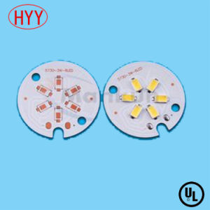 UL Approved LED Aluminum PCB with LED Lamp pictures & photos